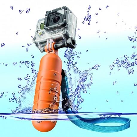 Stiprinājumi - mantona buoyancy aid incl. handle for GoPro 20227 - perc šodien veikalā un ar piegādi