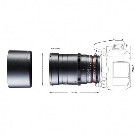 walimexpro13522VideoDSLRCanonEF