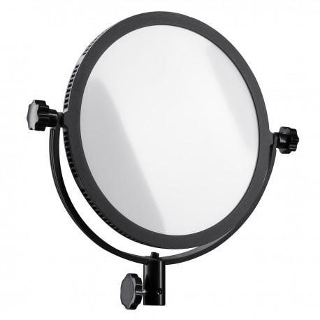 LED панели - walimex pro LED Round 300 Set with lamp stand - быстрый заказ от производителя