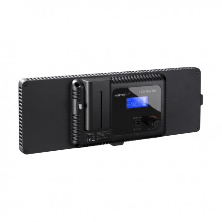 LED панели - walimex pro LED Flat 200 - быстрый заказ от производителя