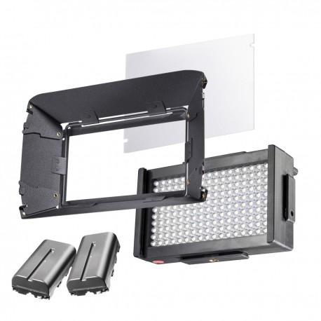 LED Paneļi - walimex pro LED Square 312 B 21160 - ātri pasūtīt no ražotāja