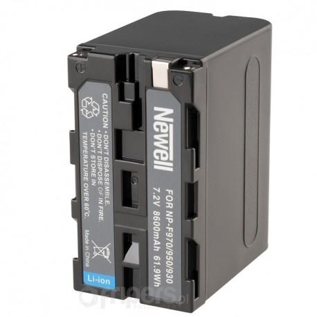 Kameru akumulatori - Newell NP-F970 USB-C battery - ātri pasūtīt no ražotāja