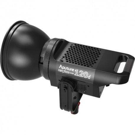 Video gaismas - Aputure COB C120D LED gaisma noma