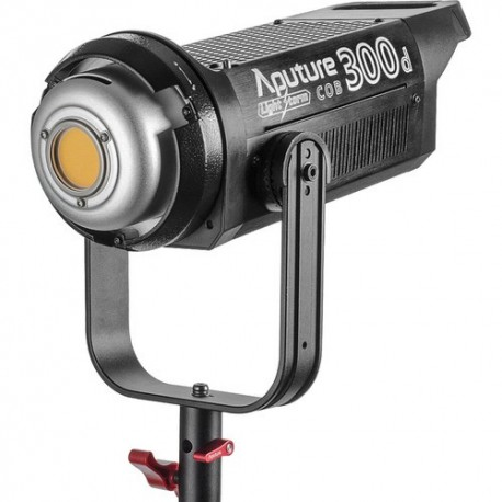 Video gaismas - Aputure COB C300D 300W LED gaisma Noma