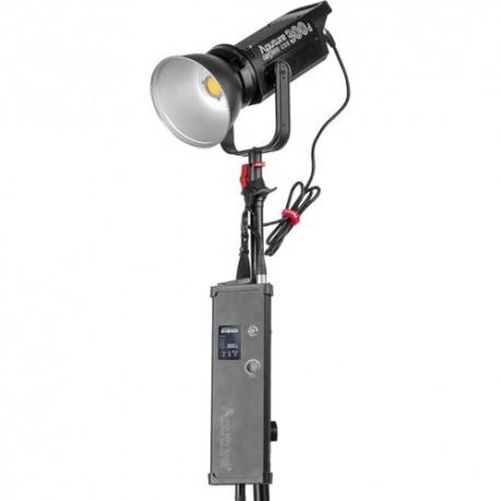 Video gaismas - Aputure COB C120D + C300D Divu LED gaismu komplekts 420W Noma