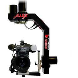 Video krāni - ABC Remote Head Alex (analog) - ātri pasūtīt no ražotāja