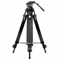 Video statīvi - mantona Video Tripod Dolomit 1300, 188cm - perc veikalā un ar piegādi