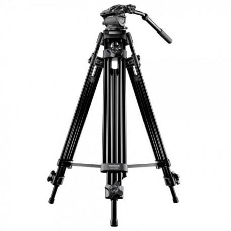 Видео штативы - mantona Video Tripod Dolomit 1300, 188cm - купить сегодня в магазине и с доставкой