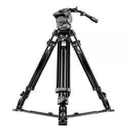 Video statīvi - mantona Video Tripod Dolomit 4000, 170cm - ātri pasūtīt no ražotāja