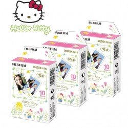 Film for instant cameras - FUJIFILM Colorfilm instax mini Hello Kitty Light Frame (10 pcs.) - buy today in store and with delivery