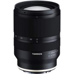 Lenses - Tamron 17-28mm f/2.8 Di III RXD Sony E - buy today in store and with delivery