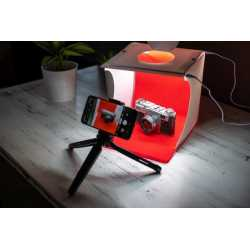 Priekšmetu foto galdi - Newell LED shadow-less tent - perc šodien veikalā un ar piegādi