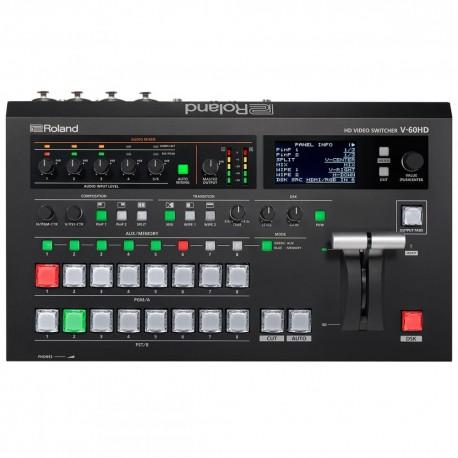 Videokameru aksesuāri - Roland V-60HD HD Video Switcher - ātri pasūtīt no ražotāja