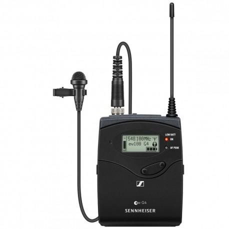 Mikrofoni - Sennheiser ew 100 G4-ME2-GB Wireless Lavalier Mic Set - быстрый заказ от производителя