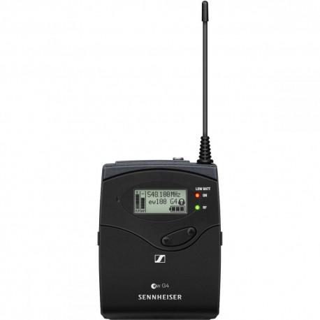 Mikrofoni - Sennheiser EW 112P G4-B Wireless Microphone System (626 - 668 MHz) - купить сегодня в магазине и с доставкой