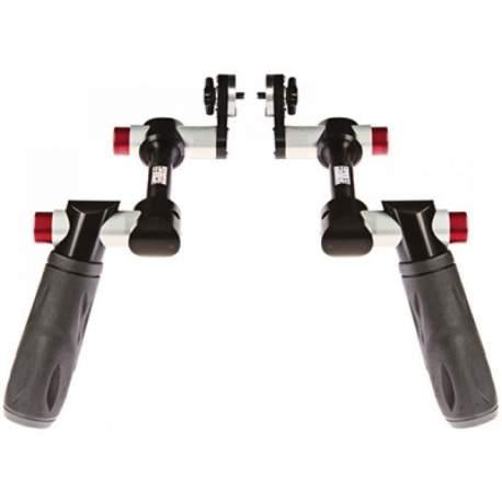 Аксессуары для плечевых упоров - Shape HAND10 - Quick Handle with ARRI rosettes - быстрый заказ от производителя