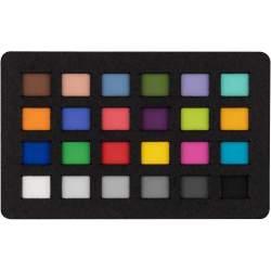 Balansa kartes - X-Rite ColorChecker Nano Target 24x40mm - perc šodien veikalā un ar piegādi