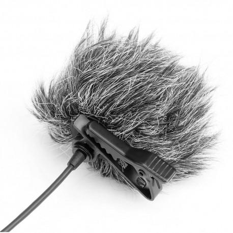 Mikrofoni - Saramonic LM-WS x1 Deadcat for SR-WM4C, UwMic9 & VmicLink5 - perc šodien veikalā un ar piegādi