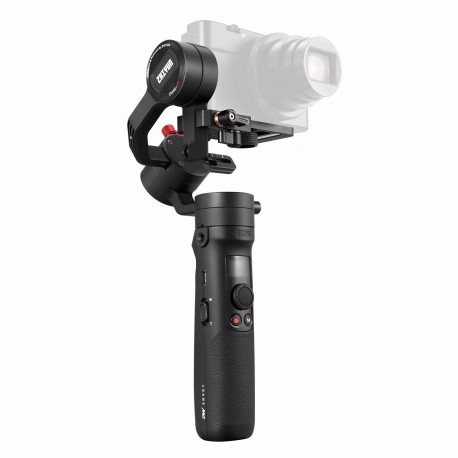 Video stabilizatori - Zhiyun CRANE M2 3-axis 130-720g 0.5kg 6h Video, Mobile, CSC, Compact stabilizators - perc šodien veikalā un ar piegādi