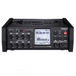 Recorder Player - Roland R-88 8 Channel Portable Field Recorder / USB Interface / Mixer - quick order from manufacturer