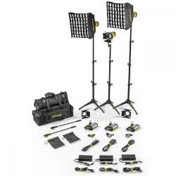 Video LED - Dedolight SLT3-3-D-B 3 Light Micro LED Kit Daylight AC Basic - ātri pasūtīt no ražotāja