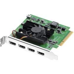 Videokameru aksesuāri - Blackmagic Design DeckLink Quad HDMI Recorder - ātri pasūtīt no ražotāja