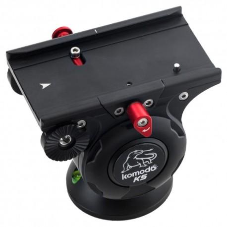 Statīvu galvas - iFootage Komodo K5 Fluid Head - ātri pasūtīt no ražotāja
