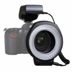 Macro - Falcon Eyes Macro Ring Lamp with Flash MRC-80FV - buy in store and with delivery