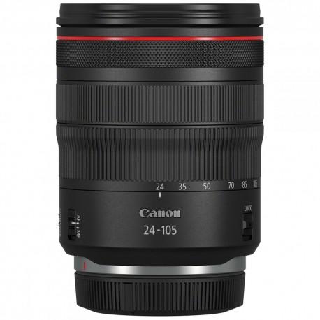 Objektīvi - Canon RF 24-105mm f/4L IS USM - perc šodien veikalā un ar piegādi