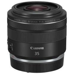 Objektīvi - Canon RF 35mm f/1.8 IS Macro STM - купить сегодня в магазине и с доставкой