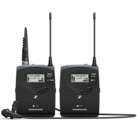Mikrofoni - Sennheiser Evolution Wireless G4 Portable ENG Combo Set - быстрый заказ от производителя
