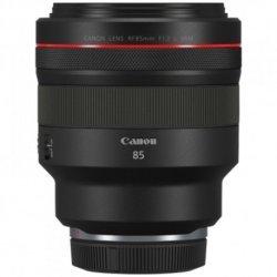 Objektīvi - Canon EOS Canon RF 85mm F1.2 L USM - perc šodien veikalā un ar piegādi