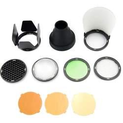 Reflektori - Godox AK-R1 accessories kit for V1 - perc šodien veikalā un ar piegādi