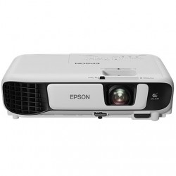 Projectors & screens - Epson Mobile Series EB-W42 WXGA (1280x800), 3600 ANSI lumens, 15.000:1, White - quick order from manufacturer