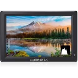 LCD monitori filmēšanai - Feelworld T7 7 inch IPS panel Full HD 1920*1200 450cd/m2 brightness 1200:1 4K UHD 3840×2160p (30/29.97/25/24/23.98 Hz) 4096×216 - быстрый заказ от производителя