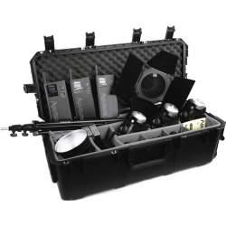 LED Prožektori - Aputure LS C120D MKII 3 Light Kit - ātri pasūtīt no ražotāja