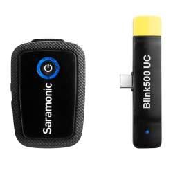 Mikrofoni - Saramonic BLINK 500 B5 (TX+RX UC) 2.4GHZ - ātri pasūtīt no ražotāja