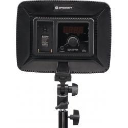 LED uz kameras - Bresser BR-F36B Bi-Color 36w - perc šodien veikalā un ar piegādi