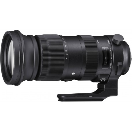 Объективы - Sigma 60-600mm f/4.5-6.3 DG OS HSM Sports lens for Nikon - быстрый заказ от производителя