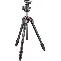 Photo tripods - Manfrotto tripod kit MK190GOC4TB-BH - quick order from manufacturer