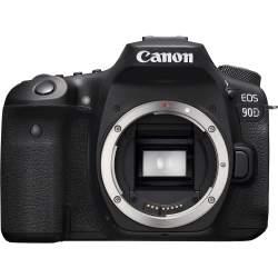 Spoguļkameras - Canon EOS 90D Camera body - perc šodien veikalā un ar piegādi