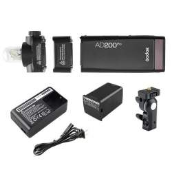 Studio Flashes - Godox pocket flash AD200 Pro - buy today in store and with delivery