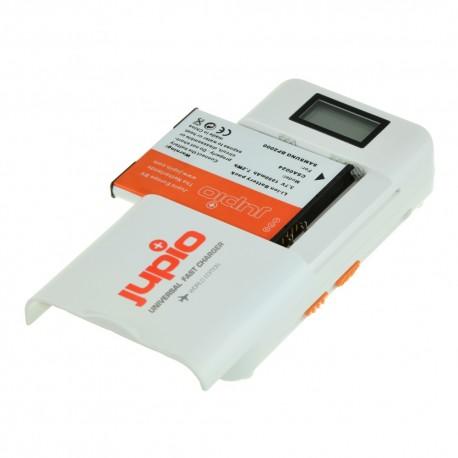 Pirkstiņu baterijas zibspuldzēm - Jupio Universal Li-Ion -AA + 2.1A USB Fast Charger - perc šodien veikalā un ar piegādi