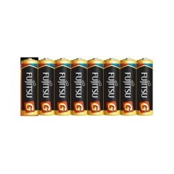 Batteries and chargers - Alkaline Batteries Fujitsu LR6G 8xAA - buy today in store and with delivery