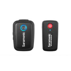 Microphones - SARAMONIC BLINK 500 B1 (TX+RX) 1 TO 1 - 2,4 GHZ WIRELSS SYSTEM W/ 3,5MM - buy today in store and with delivery