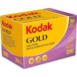 Photo films - KODAK GOLD GB 200/36 foto filmiņa - quick order from manufacturer