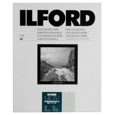 Photo paper - Ilford paper 17.8x24cm MGIV MGIV 44M pearl 25 sheets (1771192) - quick order from manufacturer