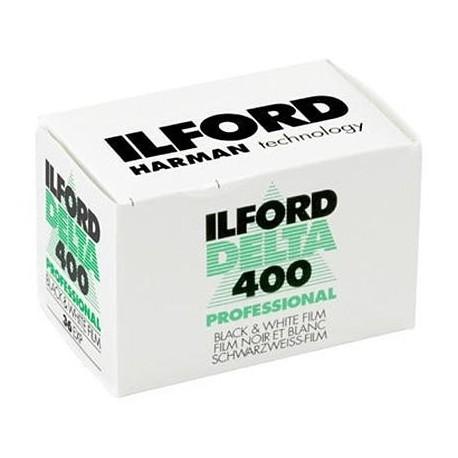 Фото плёнки - Ilford Photo Ilford Film 400 Delta 135-36 - купить сегодня в магазине и с доставкой