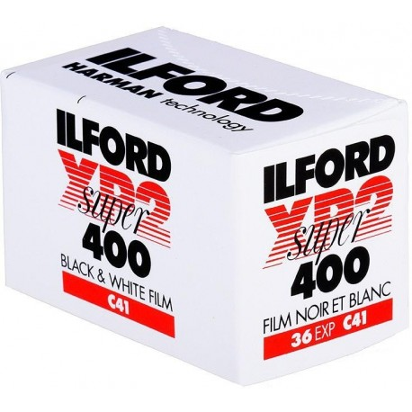 Foto filmiņas - ILFORD FILM XP2 SUPER 135-36 - perc šodien veikalā un ar piegādi