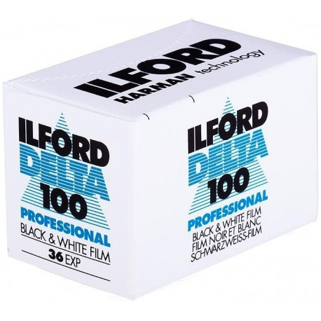 Photo films - Ilford Film 100 Delta Ilford Film 100 Delta 135-36 - buy today in store and with delivery